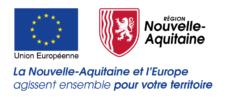 Logo Europe / Nouvelle-Aquitaine